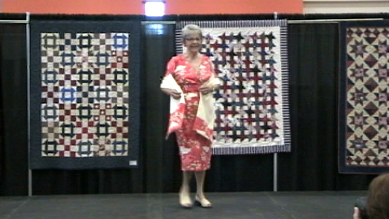 Genesee Valley Quilt Club: June 2017 Wearable Art Fashion Show ... : wearable quilt - Adamdwight.com