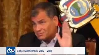 """Nuevos datos sobre el caso """"Sobornos 2012-2016"""""""