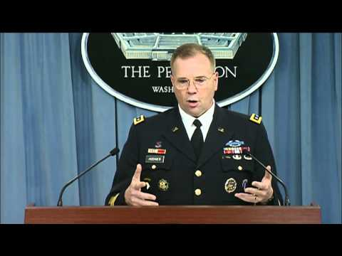 DOD News Update: U.S. Army Europe Commander Briefs U.S., Russia Differences