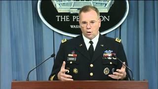 DOD News Update: U.S. Army Europe Commander Briefs U.S., Russia Differences