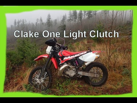 """Dirtbike Riding: S1 E21 Maico 700 Clake """"One Light Clutch"""" Test Ride"""