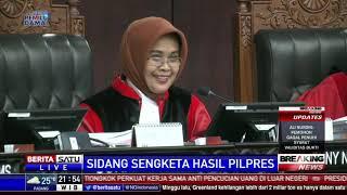 Saat Pengacara Prabowo-Sandi Bertanya ke Said Didu