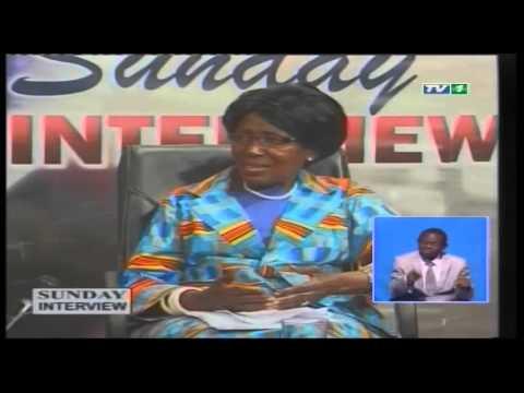 Sunday Interview  Host Grevazio Zulu  Guest Hon. Vice President Inonge Wina MP