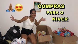 COMPRAS PARA O ANIVERSÁRIO DO BABY - PARTE 02