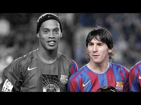 Wieso Ronaldinho wegen