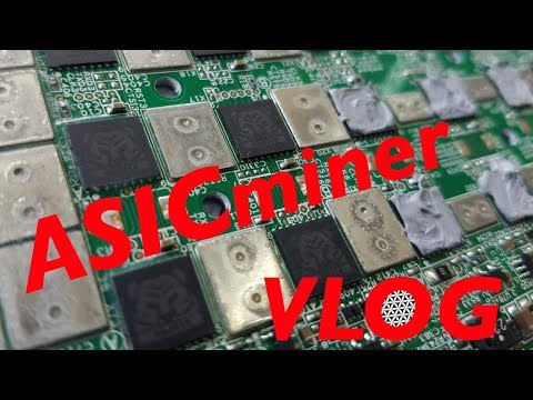 VLOG to shenzhen china to see the newest asic bitcoin mining hardware 38ths ASICminer 8 nano compact