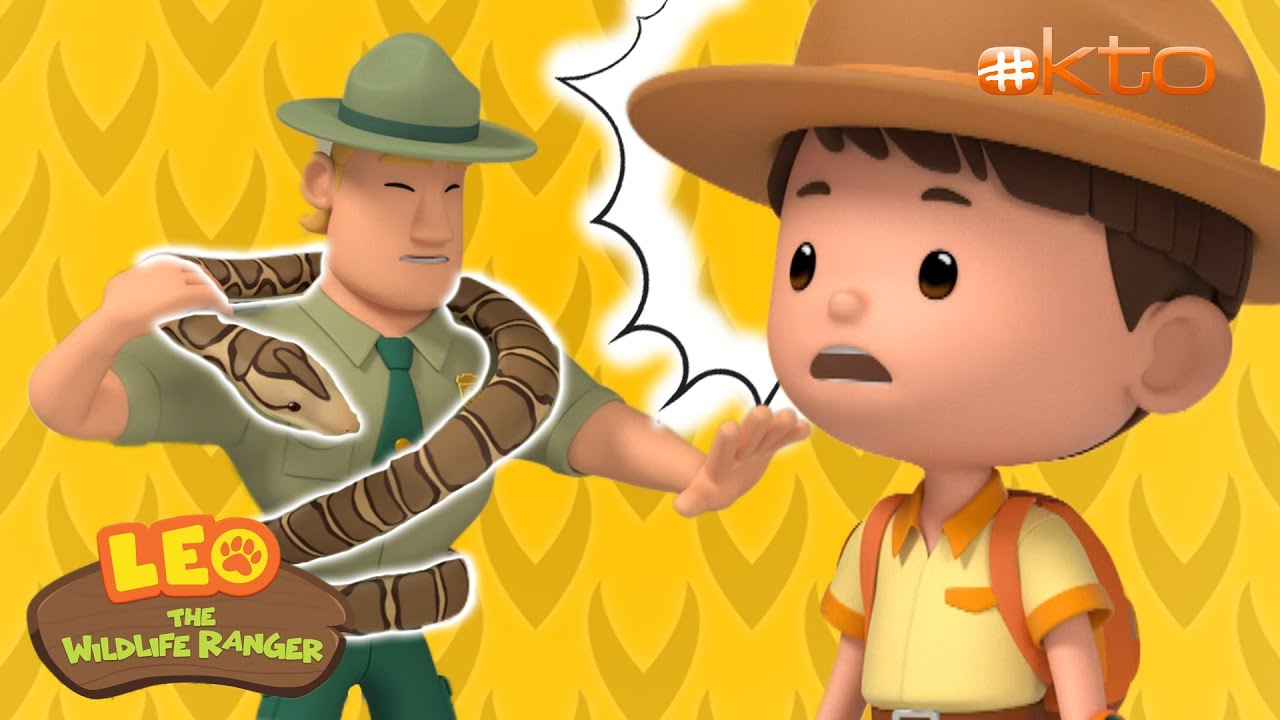 Leo the Wildlife Ranger | HELP There is a Snake in My House! 🐍 | Full Episode | @Mediacorp okto