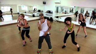 Dança Kuduro -  Coreografia legal !!!