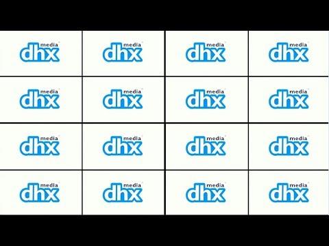 DHX Media - Intro // Logo ♔ Bilion Times!