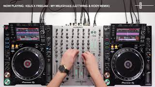 Club Inspired House DJ Mix - XONE: 96 & Pioneer CDJ-2000NXS2