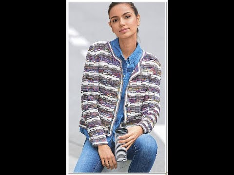 Crochet Patterns| for Free |crochet cardigan| 2787