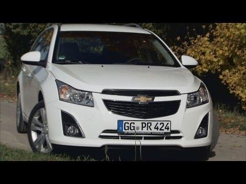 Chevrolet Cruze Im Test | Autotest 2012 | ADAC