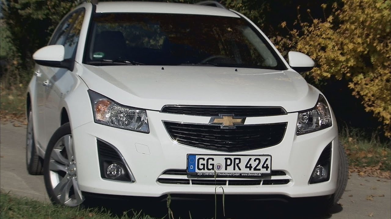 Chevrolet Cruze Im Test Autotest 2012 Adac Youtube 2015 Chevy Station Wagon