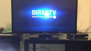 how to reset directv h 25 hd receiver