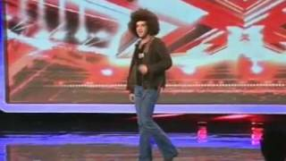 Jamie Afro   Sex on Fire X factor Audition x264
