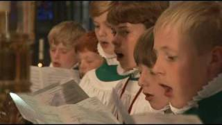 Salisbury Cathedral Choir : Sanctus (Walter Alcock)