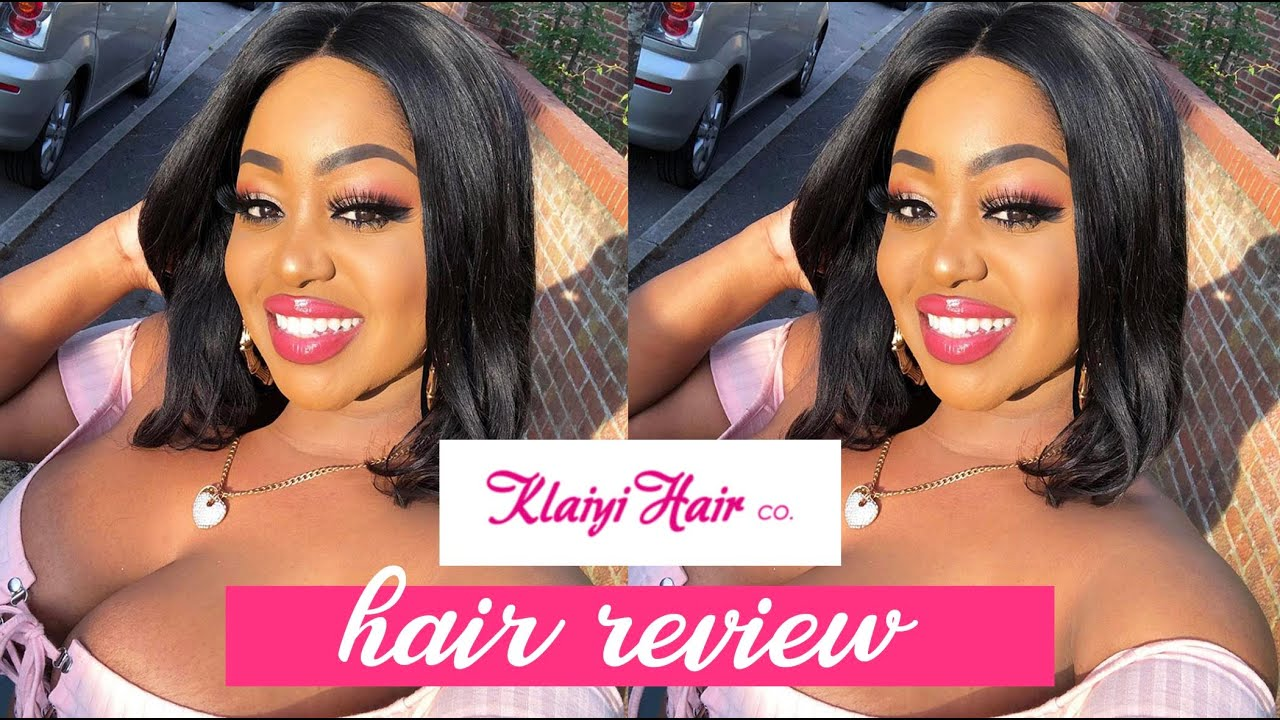 HAIR REVIEW WITH KLAIYI HAIR