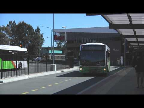 Public transport policy for Canberra