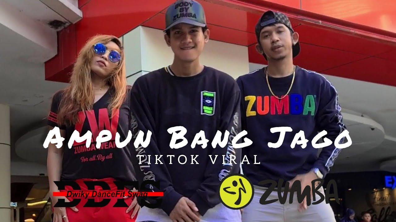 Ampun Bang Jago Tik Tok Viral Dance Challenge At Balikpapan Youtube