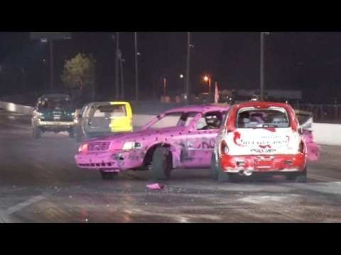 This Is DEMOLITION DRAG RACING!