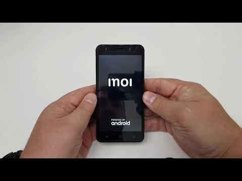 INOI 2 Turns Off With A SIM Card / выключается с SIM картой