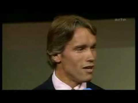 Schwarzenegger german Interviews