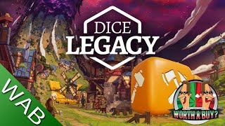 Dice Legacy Review - City Building Dice Fun (Video Game Video Review)