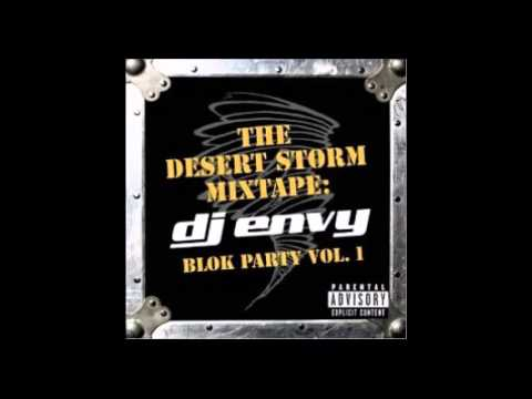 DJ Envy - Block Party Vol. 1 (The Desert Storm Mixtape)