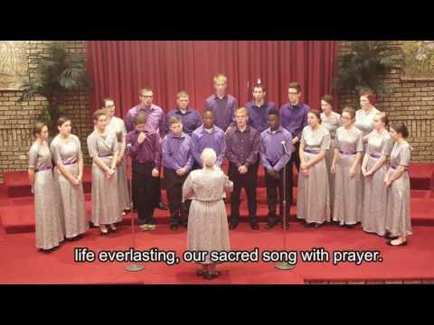 Cherubim Song w/lyrics - Hartville Christian School Chorale