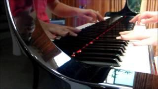 หัวใจไม่อยู่กับตัว -- มาเรียม B5 (piano cover by Gun)