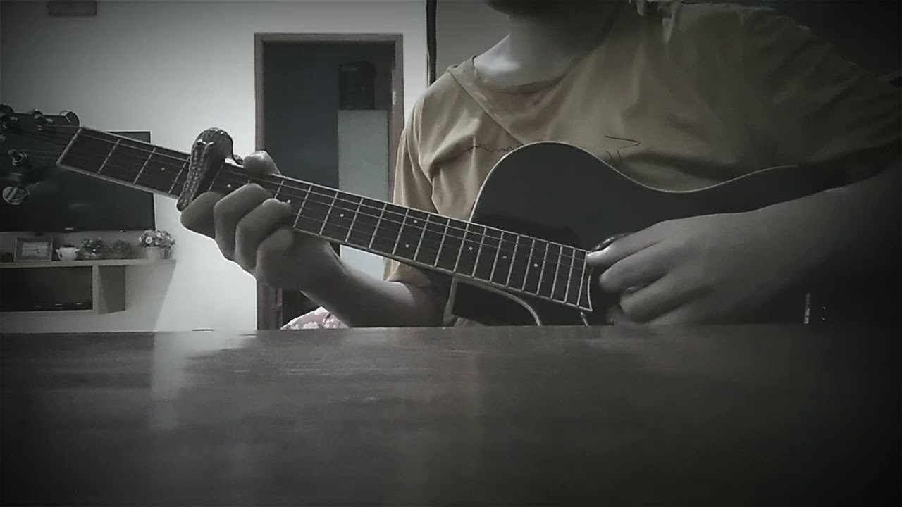 Lily x On My Way Alan Walker Fingerstyle cover - YouTube
