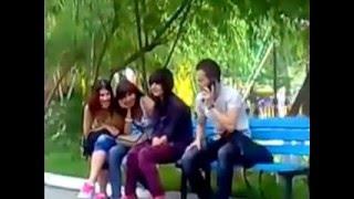 Ташкентский пранк в парке