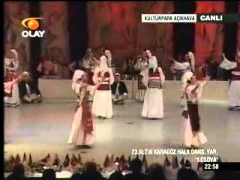 "Ansamble ""SHOTA"" Kosovo Folk Dance and Music"