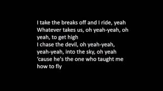 Gambar cover STICKY FINGERS~How to Fly Lyrics