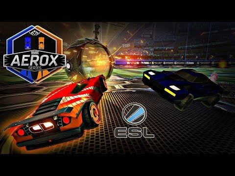 Турнир ESL AeroXPro | Round 2 | Luck or Skill!? :thinking: | Rocket League