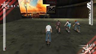 Dave Mirra BMX Challenge PSP Gameplay HD