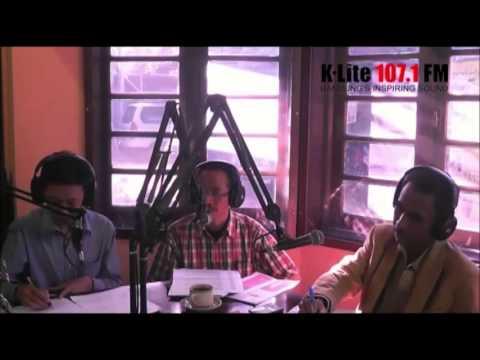 Talk Show K-Lite FM Bandung