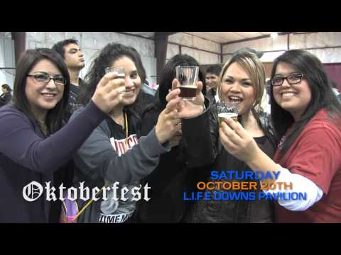 Oktoberfest 2012-October 20th at the LIFE Pavilion Laredo Texas