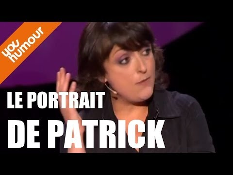 Stéphanie BATAILLE, Portrait de Patrick