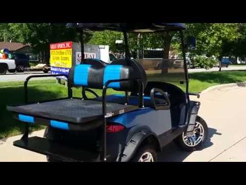 Club Car Gas Golf Cart For Sale From SaferWholesale.com