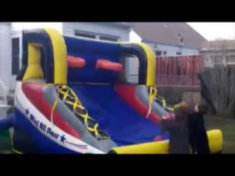 All Star Bouncy Nassau Bounce Rental Buncin Around Inc