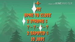 Morning Syndicate-2 night free fix 100% full trick game by morning matka