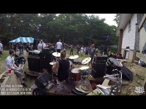 INTERNAL BLEEDING - FULL SET LIVE (HOBBSFEST 6/4/16) SW EXCLUSIVE