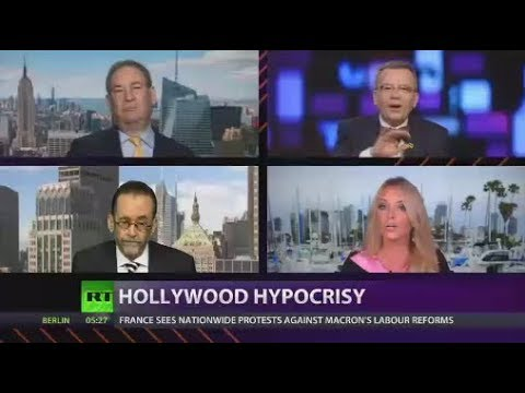 CrossTalk: Hollywood Hypocrisy