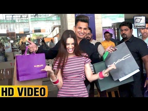 Prince Narula And Yuvika Chaudhary's FIRST Diwali Shopping Mp3