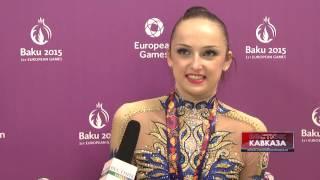 Марина Дурунда: «Я счастлива, что сумела порадовать весь Азербайджан»