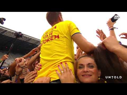 Armin van Buuren live at Untold Festival 2018 emotional closing set