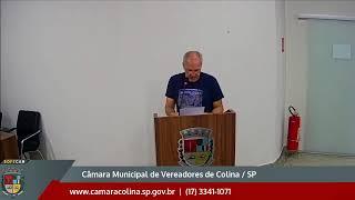 Câmara Municipal de Colina - 8ª Sessão Ordinária 17/05/2021
