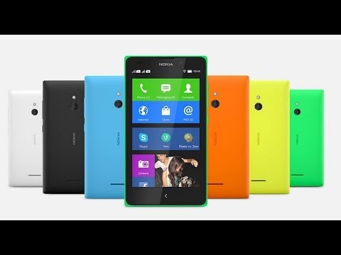new nokia x android phone