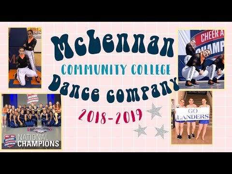 Mclennan Community College Dance Company // 2018-2019